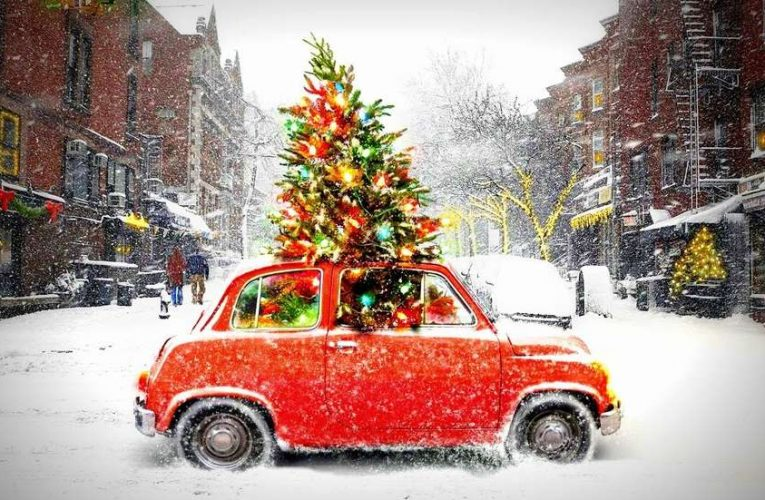 Safe Driving Strategies For christmas