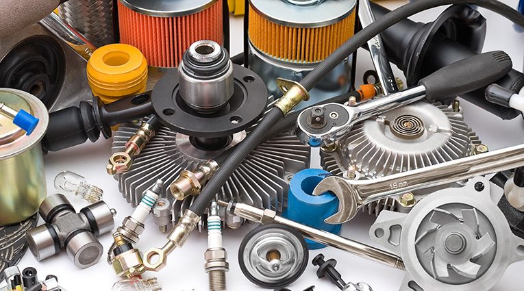 Choose New Auto Parts to make sure Durability