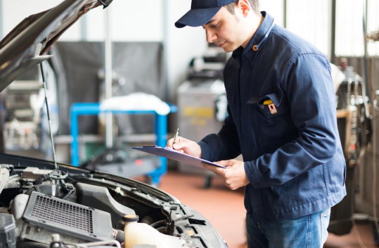 Auto Repair Under Warranty